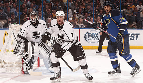 Los Angeles Kings vs. St. Louis Blues