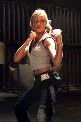Cameron Diaz in Columbia's Charlie's Angels: Full Throttle