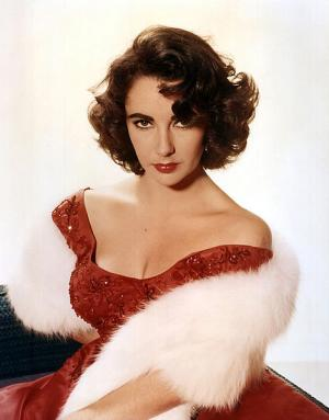Actress Elizabeth Taylor was remembered fondly in a private ceremony on October 16, 2011.