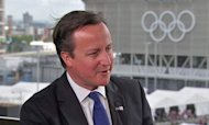 Olympics: Cameron Hits Out Over School Sport
