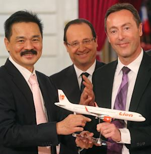 Airbus gets biggest order ever from Indonesia