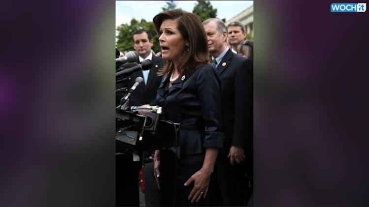 "Really, Michele Bachmann? Congresswoman Says ""Gay Community Bullied American People"""