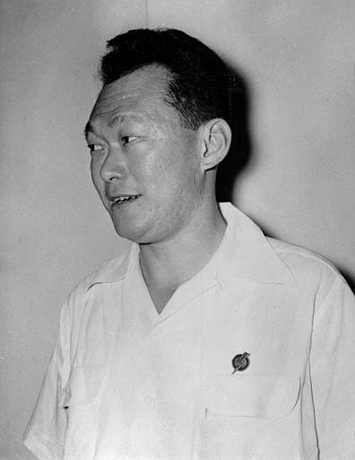 Lee Kuan Yew