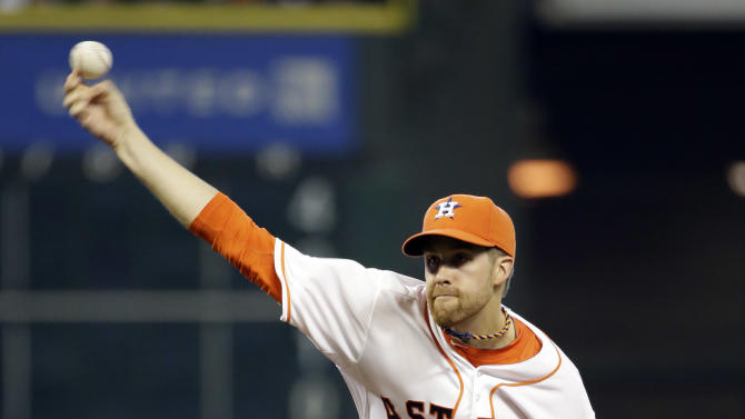 Marisnick's homer leads Astros over Seattle 8-3