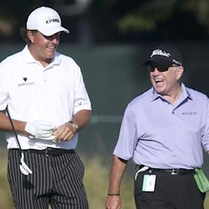 Should Butch Harmon coach Tiger Woods?