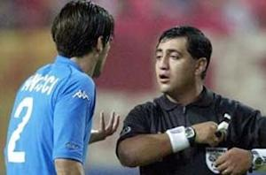 Former referee Byron Moreno released after two years in prison