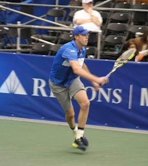 Sam Querrey healthy once again in Memphis  Photo by Rick Limpert