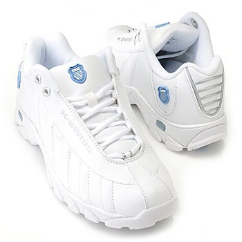White Cross Trainers
