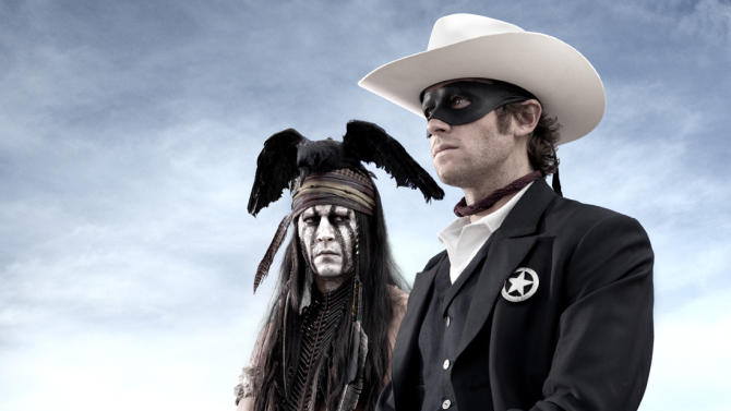'Lone Ranger' aims to take Tonto beyond sidekick
