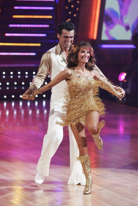 Susan Lucci and Tony Dovolani …