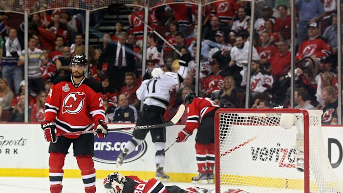 Los Angeles Kings v New Jersey Devils - Game One