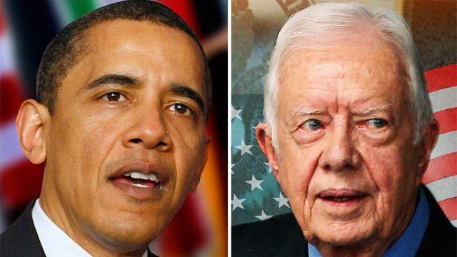 Obama haunted by Jimmy Carter's October surprise?