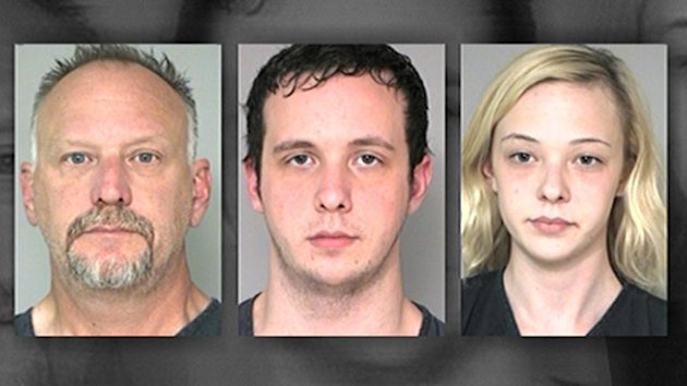 Father, Son and Daughter Arrested in Bank Robberies (ABC News)