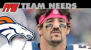 Denver Broncos: 2013 team needs