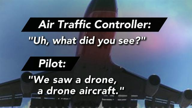 FAA investigates report of drone near JFK Airport