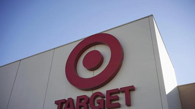 The sign outside the Target store in Arvada