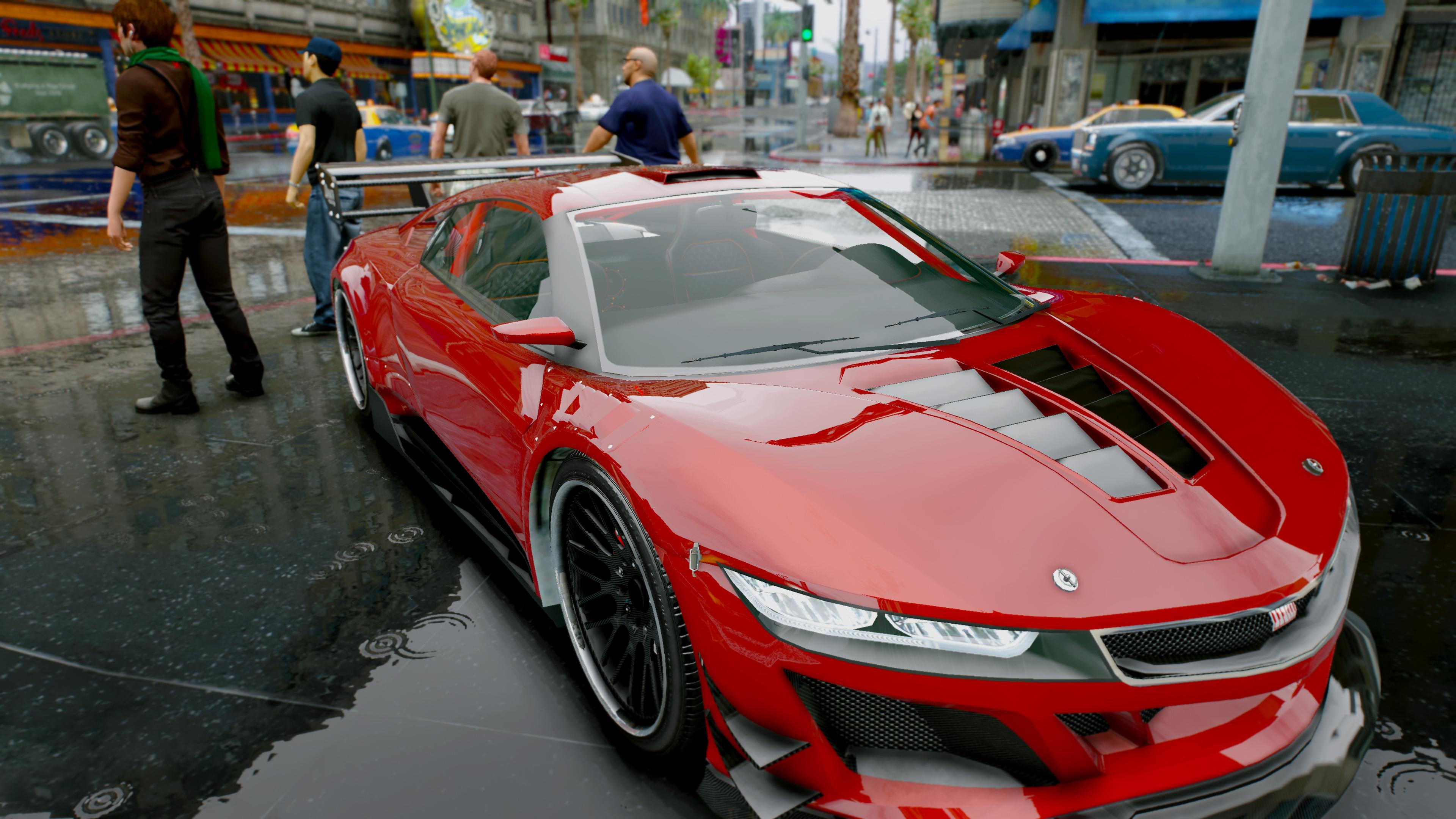 Awesome mod gives GTA V a massive graphics overhaul, makes it look like real life