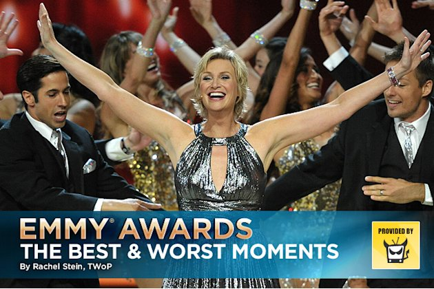 The Best and Worst Moments from the 2011 Emmys