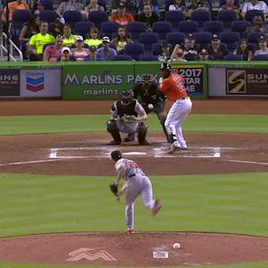 Ozuna's two-run single