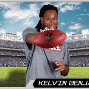 Virtual Rookie Card: Kelvin Benjamin