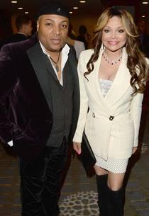 Jeffre Phillips, Latoya Jackson | Photo Credits: Jason Merritt/Getty Images