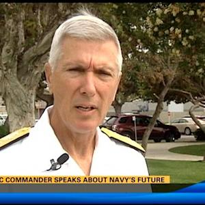 Pacific commander speaks about Navy's future