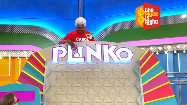 The Price Is Right - Carol Plays Plinko