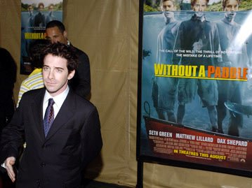 Premiere: Seth Green at the Los Angeles premiere Paramount Pictures' Without a Paddle - 8/16/2004