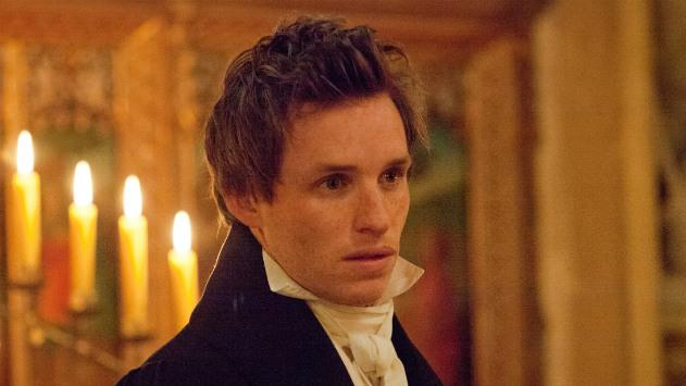Eddie Redmayne On 'Unlearning' 'Les Miserables' & Prince William's Singing