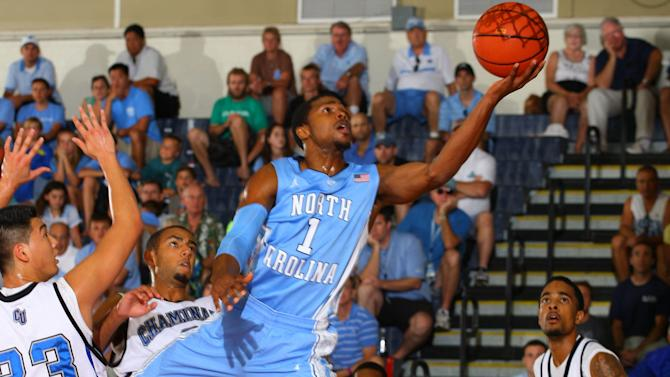 NCAA Basketball: Maui Invitational-North Carolina vs Chaminade