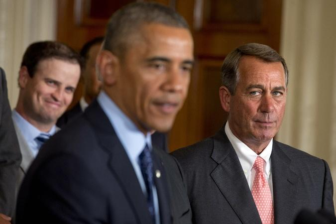 GOP Tells Obama to Ignore Congress One Day After Suing Him for Ignoring Congress