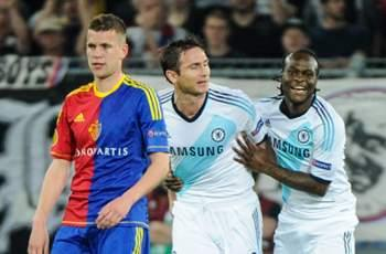 Basel 1-2 Chelsea: Late Luiz winner puts Blues on verge of final