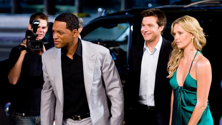 Will Smith Jason Bateman Charlize Theron Hancock Production Sony 2008