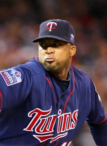 Four years later, Liriano is lights-out again