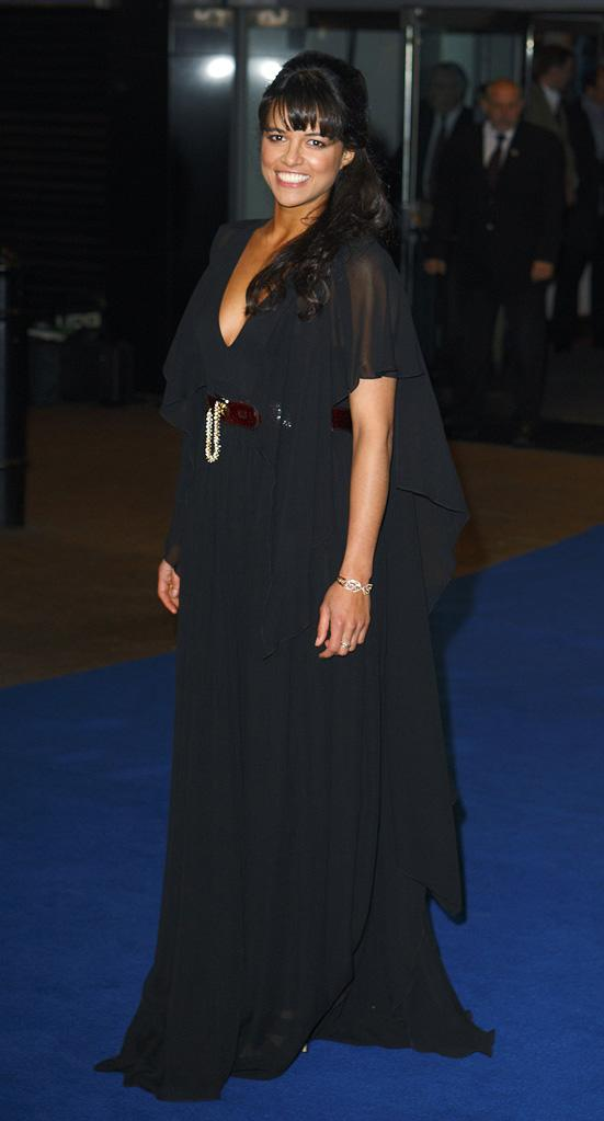 Avatar UK premiere 2009 Michelle Rodriguez