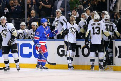Penguins vs. Rangers 2015 final score, NHL playoffs: New York advances with 2-1 win in Game 5