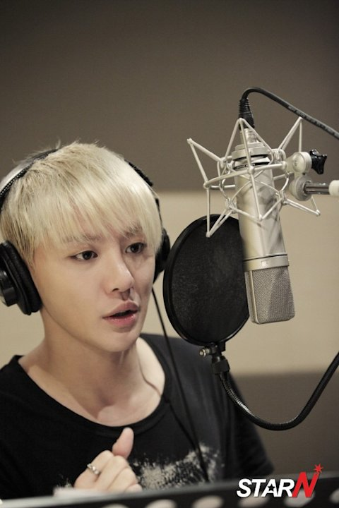 'JYJ' Kim Joonsoo releasing his first solo album in May
