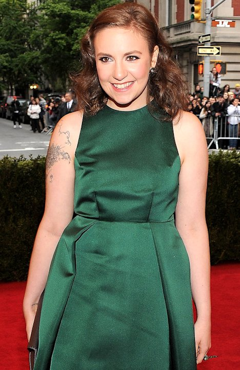 Lena Dunham