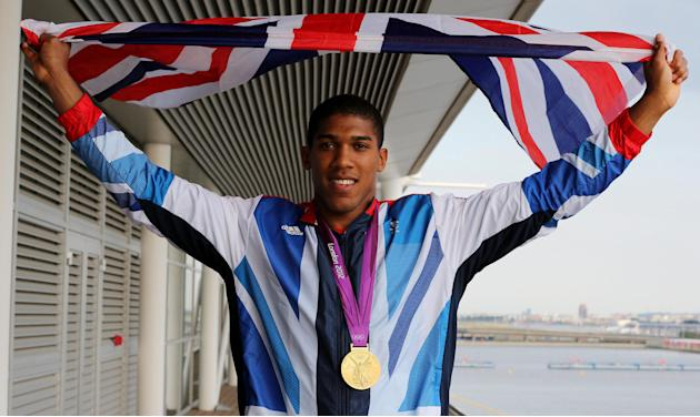 Boxing - Anthony Joshua File Photo