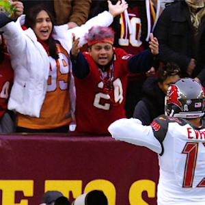 Coverage Gaps: Mike Evans' big day in D.C.