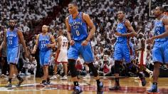 Oklahoma City Thunder 2012-13 Preview