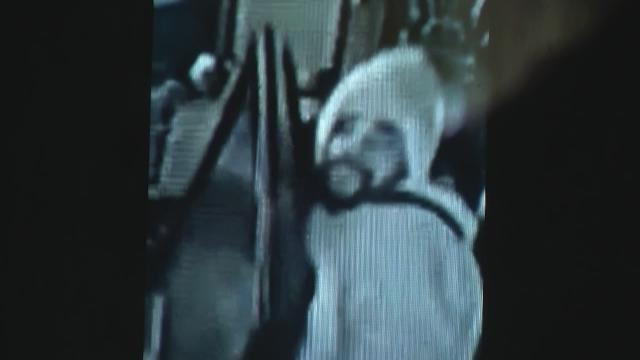 Man caught on tape in robbery