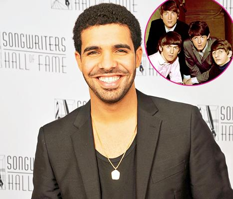 Drake Ties Coveted Beatles' Record With 14 Simultaneous Hot 100 Singles: Details