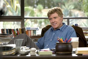 Robert Redford in United Artists' Lions for Lambs