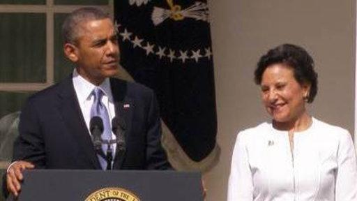 Obama Nominates Pritzker As Commerce Secretary