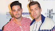 Lance Bass Envisions His Big Day 'Over the Top' Like the Royal Wedding (ABC News)