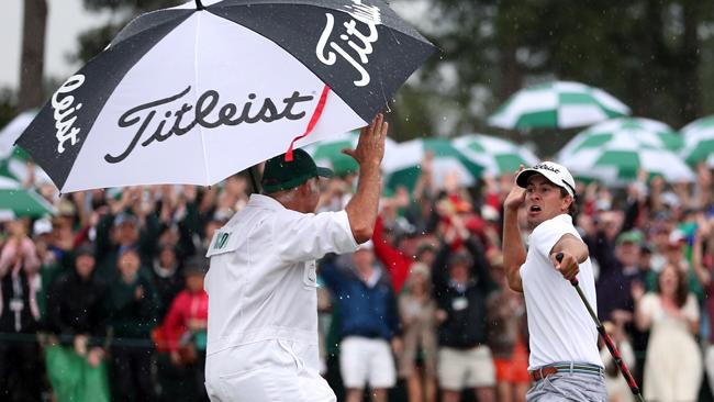 Adam Scott headed to PGA Grand Slam of Golf after Masters win