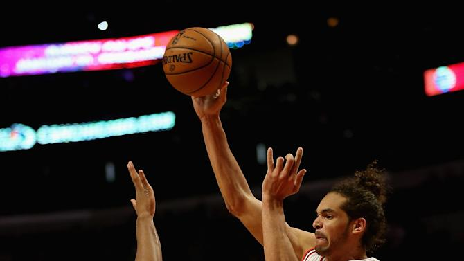 Cleveland Cavaliers v Chicago Bulls