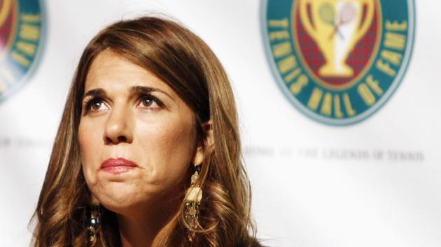 Jennifer Capriati charged with stalking, battery