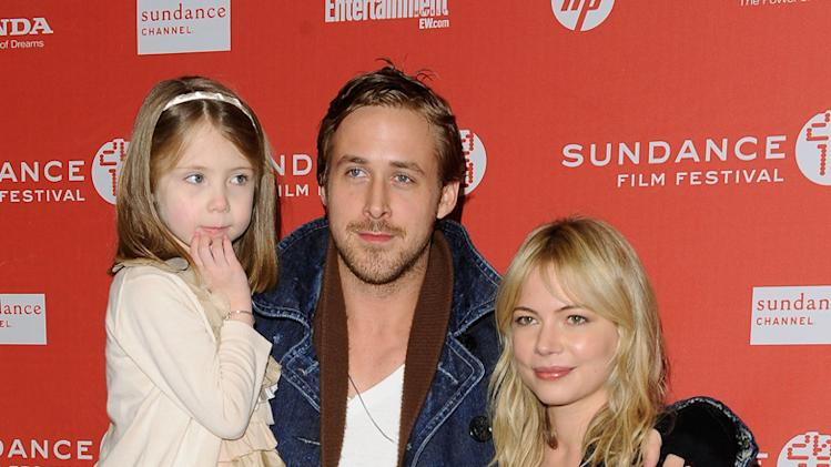 2010 Sundance Film Festival Ryan Gosling Michelle Williams Faith Wladyka